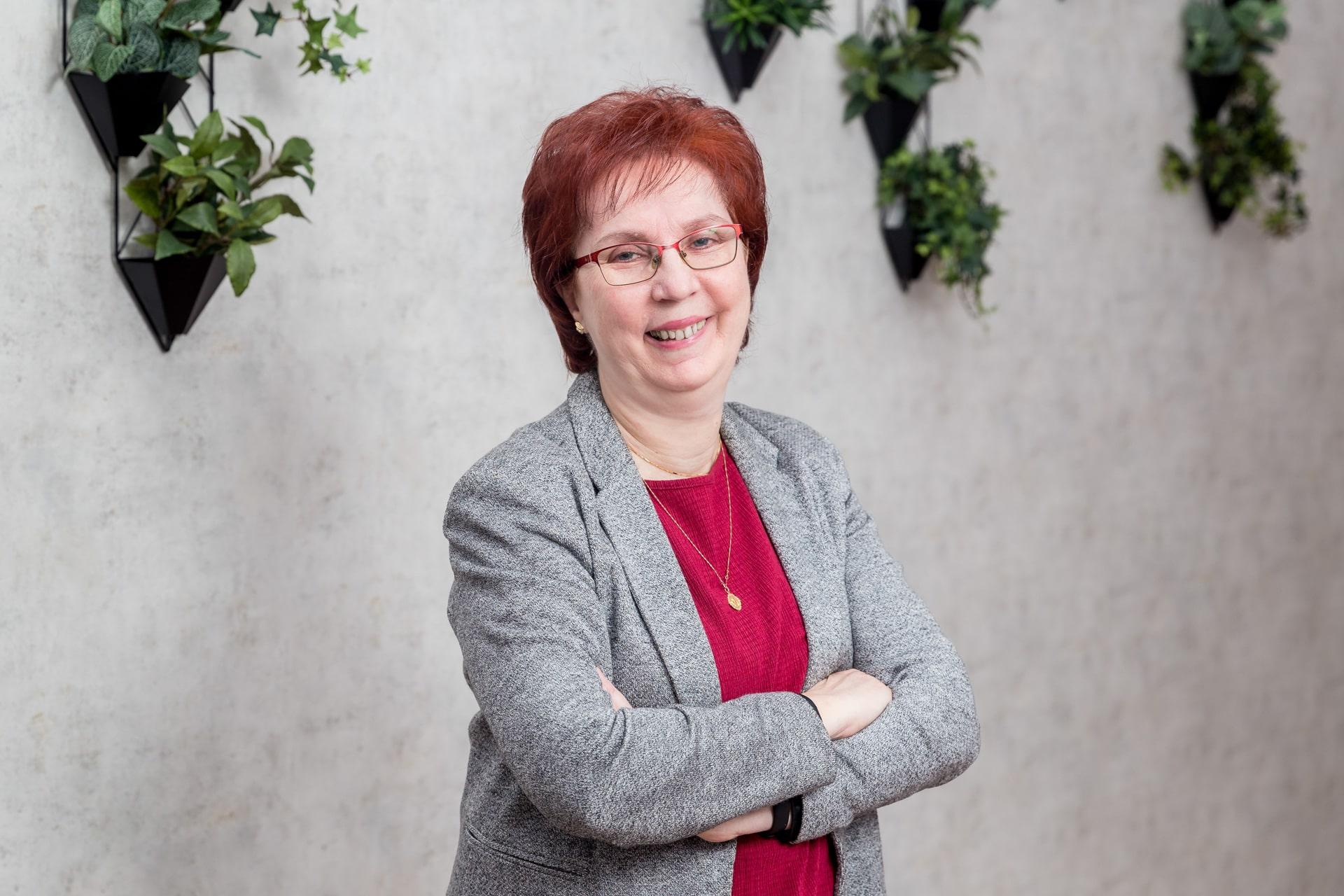 Markó Andrásné Ildikó pénzügyi és biztosítási tanácsadó Győr